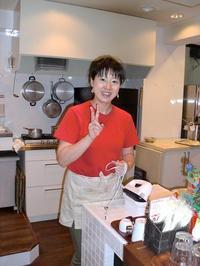 Cimg6212 いつ、おじゃましても暖かく迎えてくりる美人シェフはオーガニック料理の探...